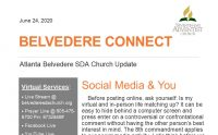 Belvedere Connect 2020-06-24
