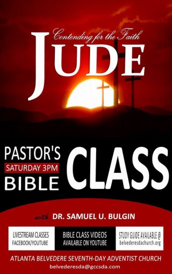 Jude - Bible Study Guide