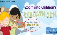 Children's Sabbath School